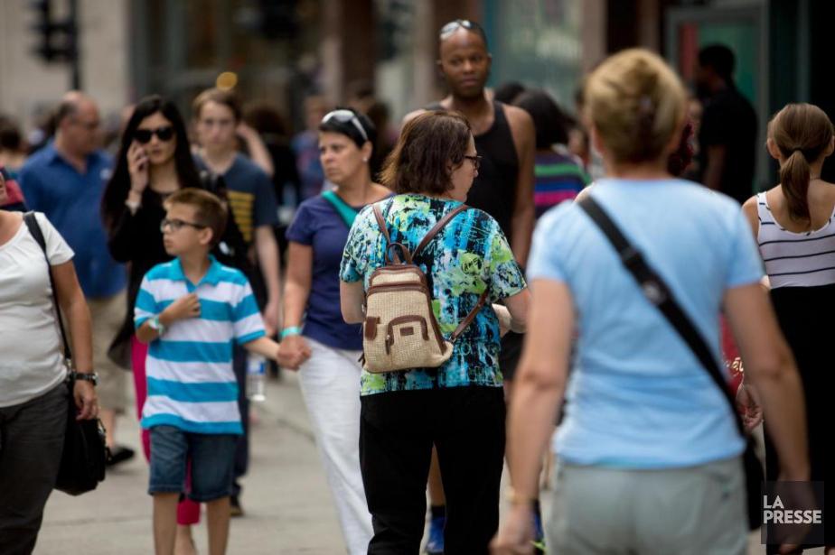Selon Statistique Canada, le taux de rétention au... (PHOTOSÉBASTIEN PEDRAGLIO, ARCHIVES LA PRESSE)