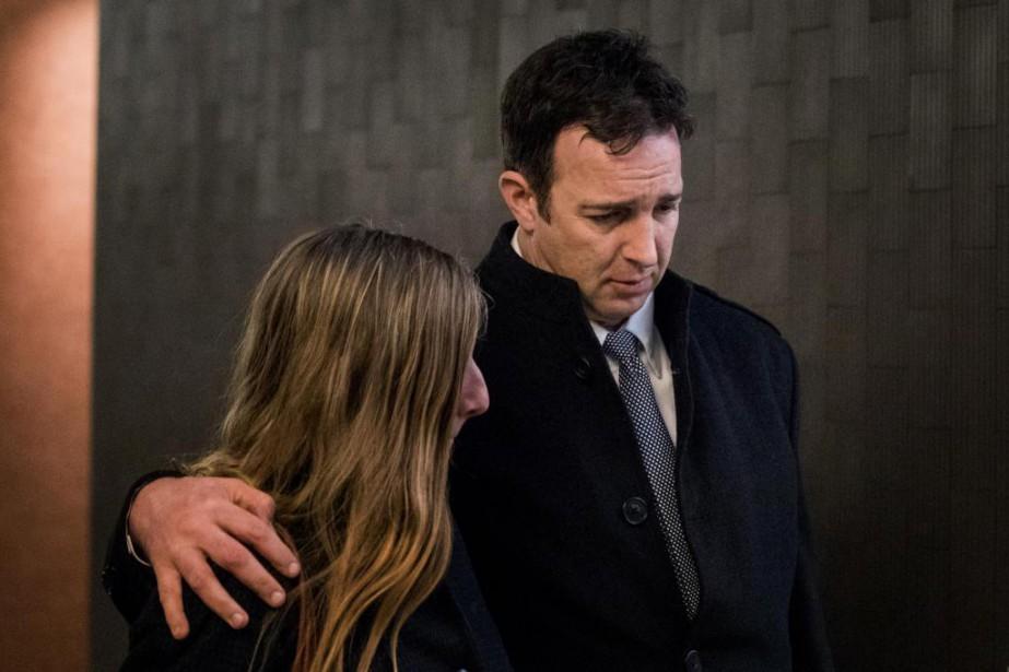 David Kost a plaidé coupable, mardi, à cinq... (Photo Marco Campanozzi, Archives La Presse)