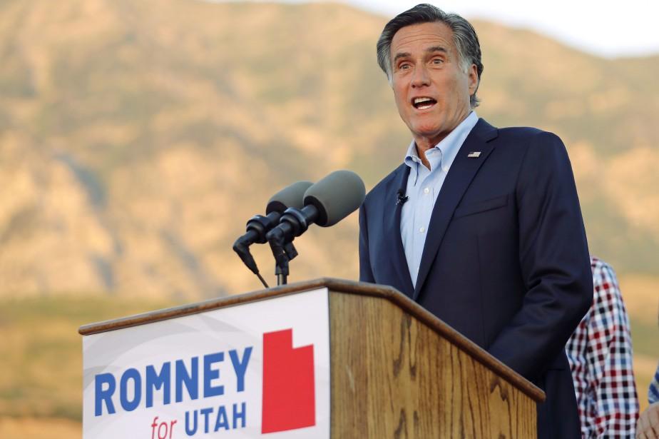 La victoire de Mitt Romney à la primaire... (Photo Rick Bowmer, AP)