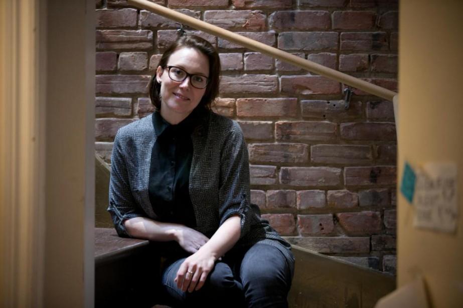 Isabelle Blais... (Photo François Roy, archives La Presse)