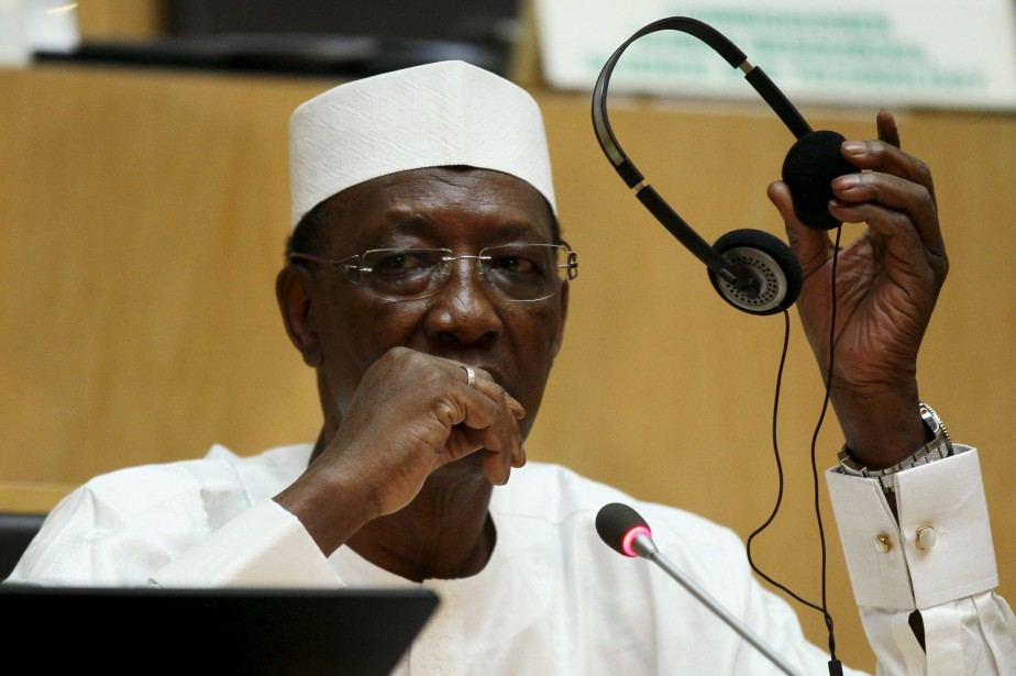 Le président du Tchad, Idriss Déby... (Photo Tiksa Negeri, archives REUTERS)