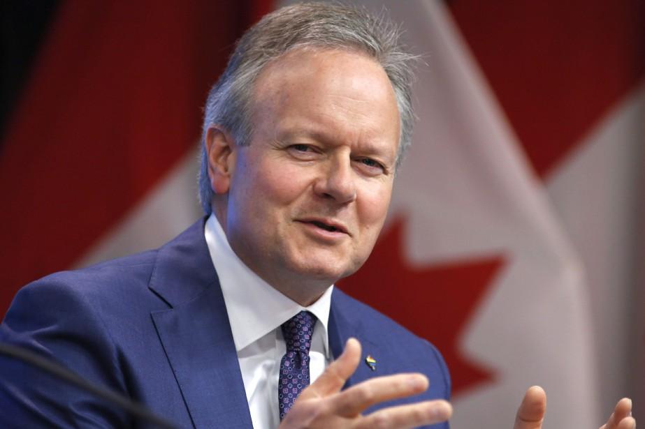 Stephen Poloz, gouverneur de la Banque du Canada.... (Photo Patrick Doyle, archives La Presse canadienne)