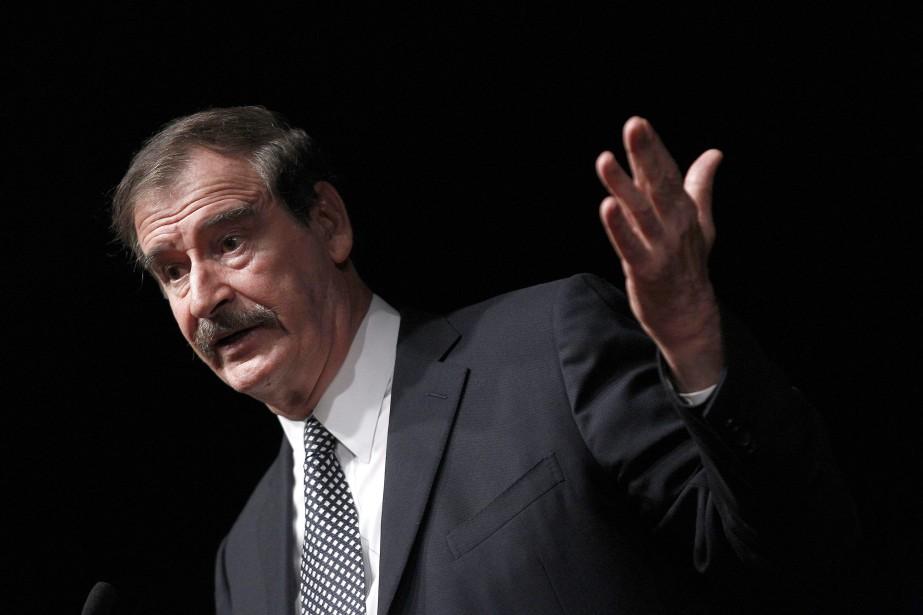 Vicente Fox... (Photo Pablo Martinez Monsivais, archives Associated Press)