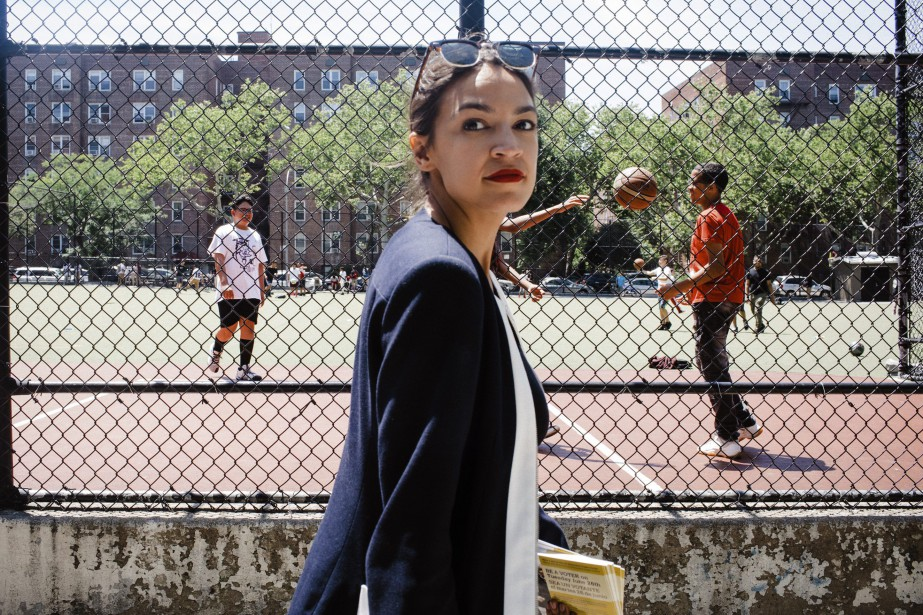 N'hésitant pas à se présenter comme une «socialiste»,... (PHOTO AP)