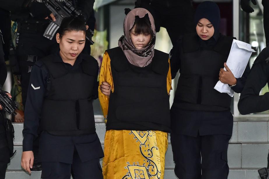 Kim Jong-Nam avait été assassiné le 13 février... (Photo Mohd Rafsan, AFP)