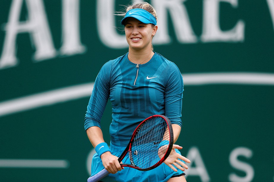 Eugenie Bouchard... (Photo Ed Sykes, archives REUTERS)