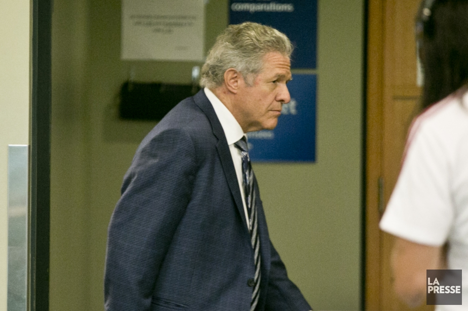 Tony Accurso a été reconnu coupable des cinq... (Photo François Roy, archives La Presse)