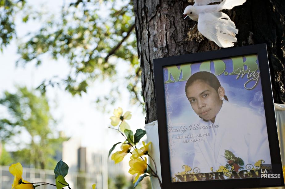 Fredy Villanueva est mort lors d'une intervention policière... (Photo Anne Gauthier, archives La Presse)