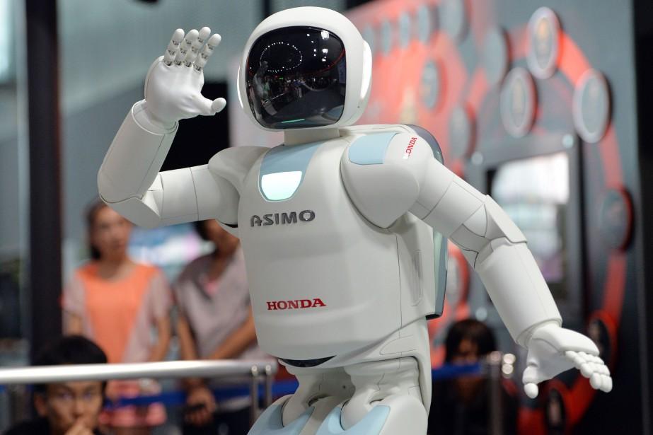 Les aptitudes de ce robot connu de par... (PHOTO YOSHIKAZU TSUNO, ARCHIVES AFP)