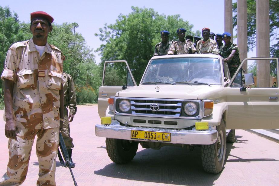 Un commandant de la gendarmerie de cette région,... (PHOTO LES NEUHAUS, ARCHIVES ASSOCIATED PRESS)