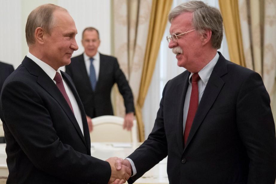 L'accord pour organiser ce sommet a été finalisé... (PHOTO REUTERS)