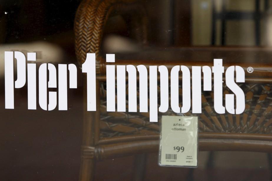 Pier 1 Imports a précisé que les employés... (Photo Jessica Rinaldi, archives Reuters)