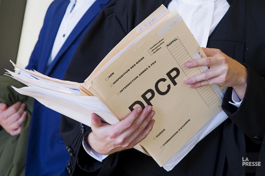 Le Directeur des poursuites... (PHOTO ALAIN ROBERGE, ARCHIVES LA PRESSE)
