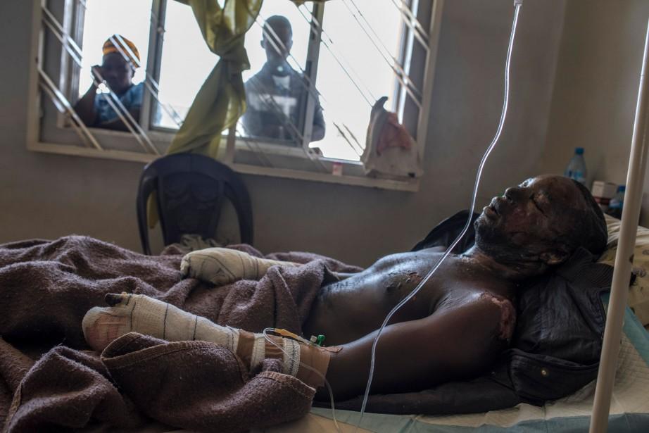 Le conflit ancestral s'est intensifié au cours des... (Photo Stefan Heunis, Agence France-Presse)