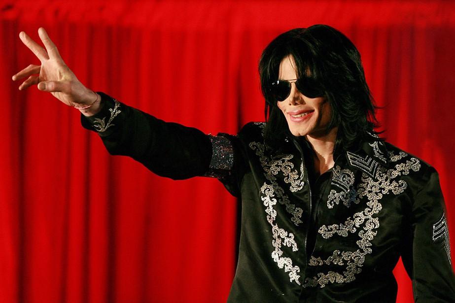 Michael Jackson a laissé une série de morceaux... (PHOTO CARL DE SOUZA, ARCHIVES AGENCE FRANCE-PRESSE)