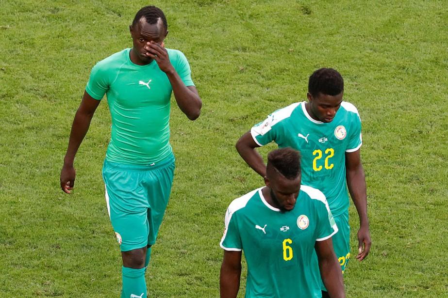 La règle du fair-play a éliminé le Sénégal... (PHOTO DAVID GRAY, REUTERS)