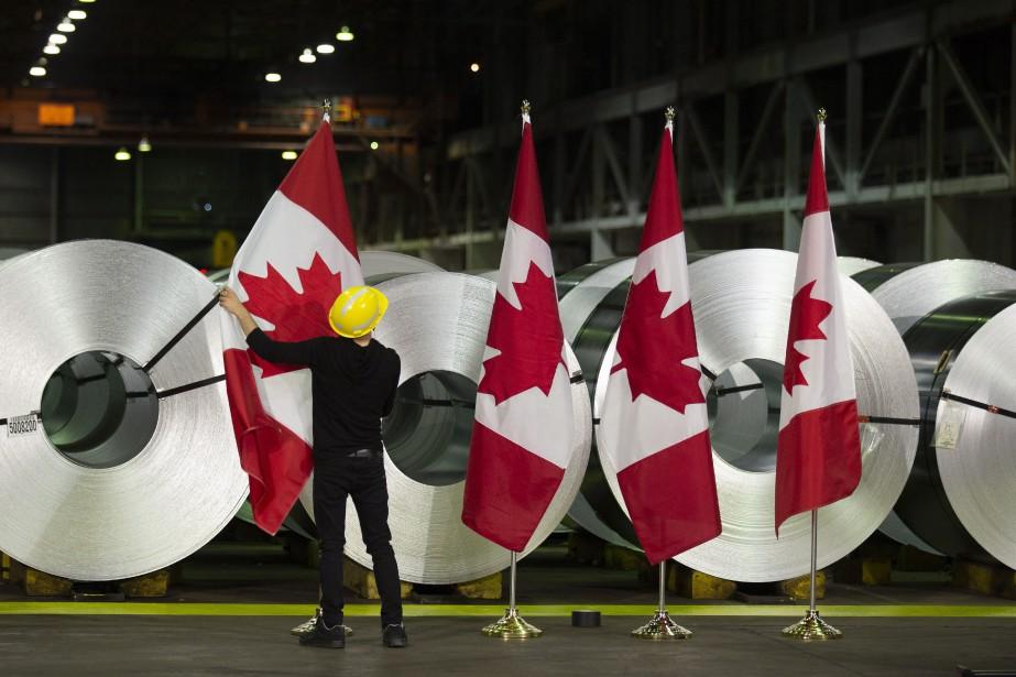 En plus de dévoiler sa liste finale des... (Photo Peter Power, La Presse canadienne)