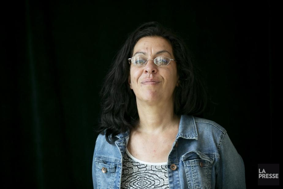 La chanteuse et co-conceptrice du spectacle Betty Bonifassi... (PHOTO DAVID BOILY, LA PRESSE)