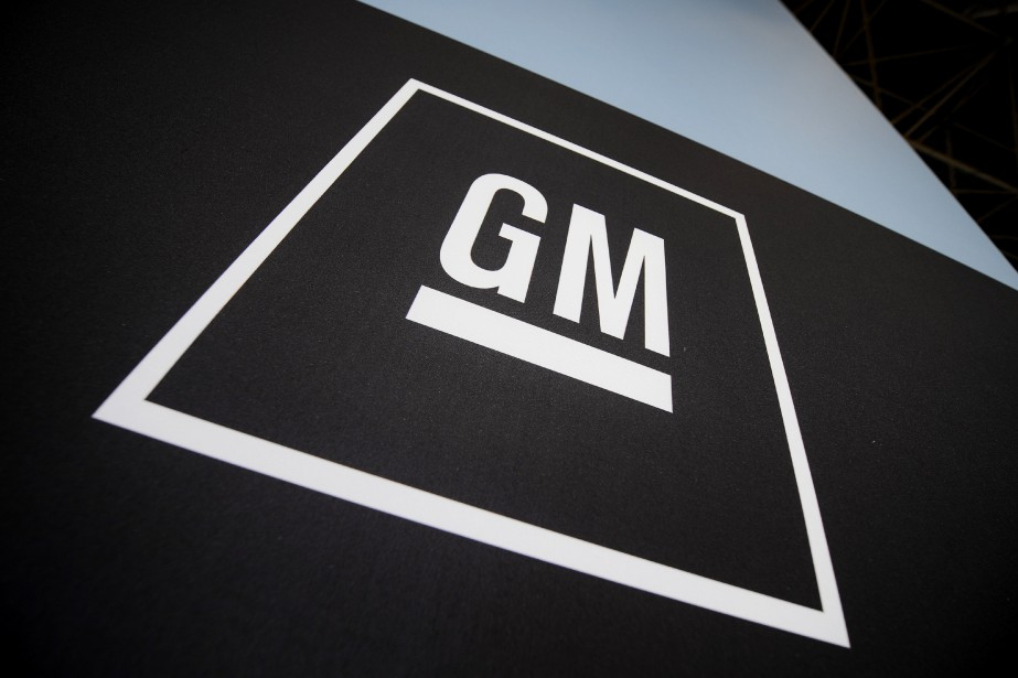 General Motors, le plus grand constructeur américain, emploie... (PHOTO ARCHIVES AFP)