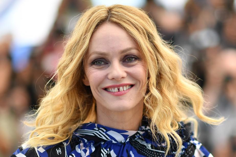 Vanessa Paradis, ici pendant le festival de Cannes.... (archives AFP)
