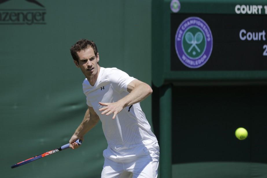 Andy Murraya été opéré à une hanche en... (PHOTO BEN CURTIS, ASSOCIATED PRESS)