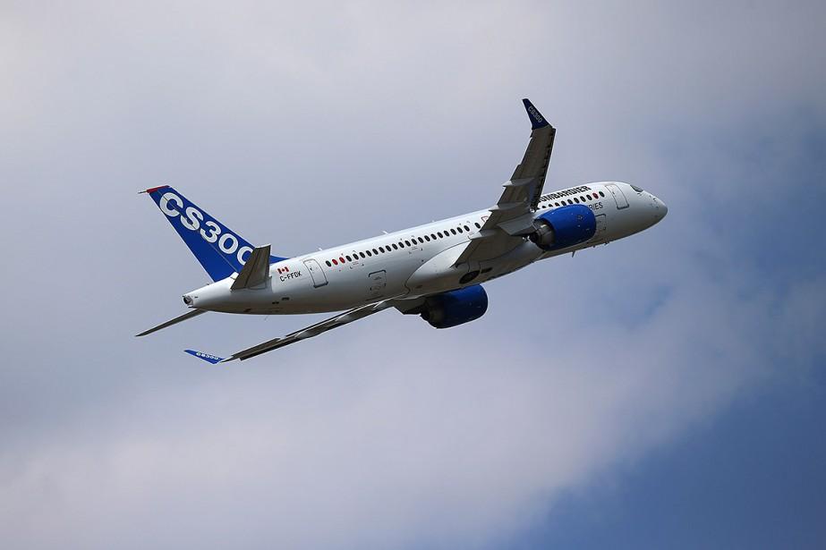 L'avionneur européen pourrait bien faire disparaître le nom... (Jasper Juinen, archives Bloomberg)