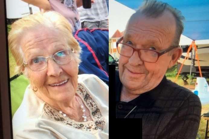 Mme Bolduc, 83 ans et M. Dupuis, 81...