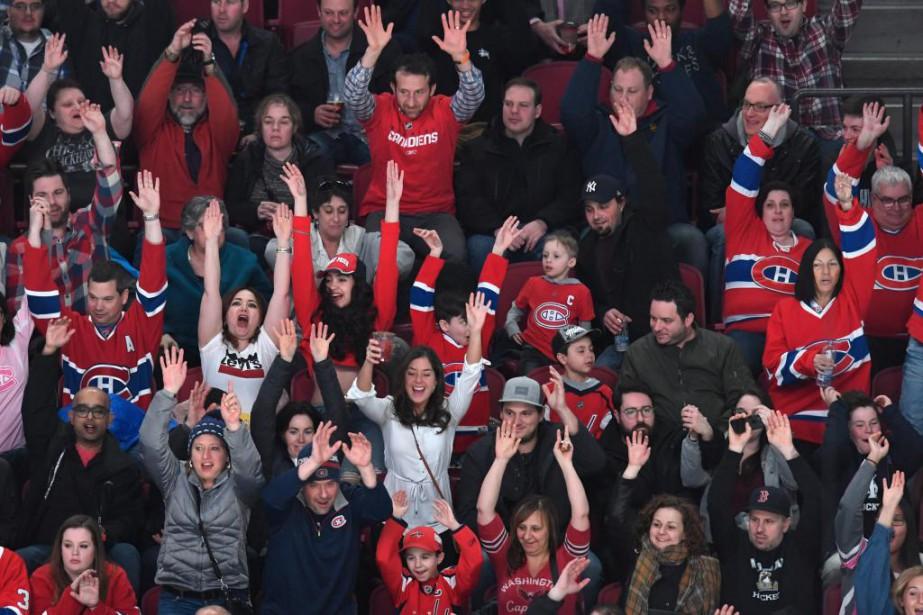 Les amateurs appuieraient la direction du club si... (Photo Bernard Brault, Archives La Presse)