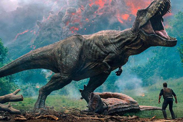 Jurassic World : Fallen Kingdom... (Photo fournie par Universal Pictures, Associated Press)