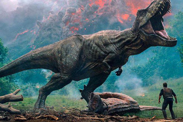Jurassic World:Fallen Kingdom... (Photo fournie par Universal Pictures, Associated Press)