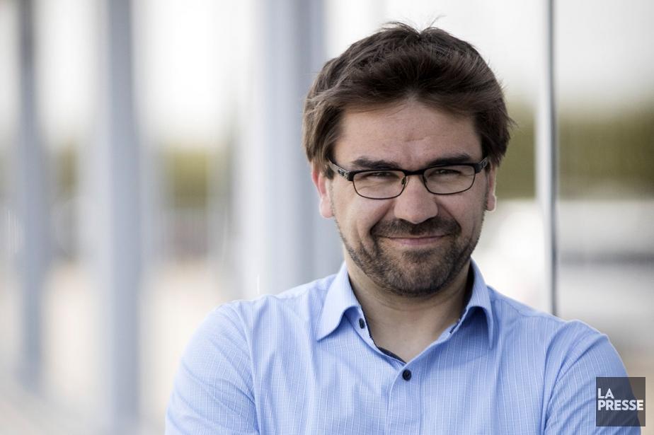 Alexandre Côté... (Ivanoh Demers, La Presse)