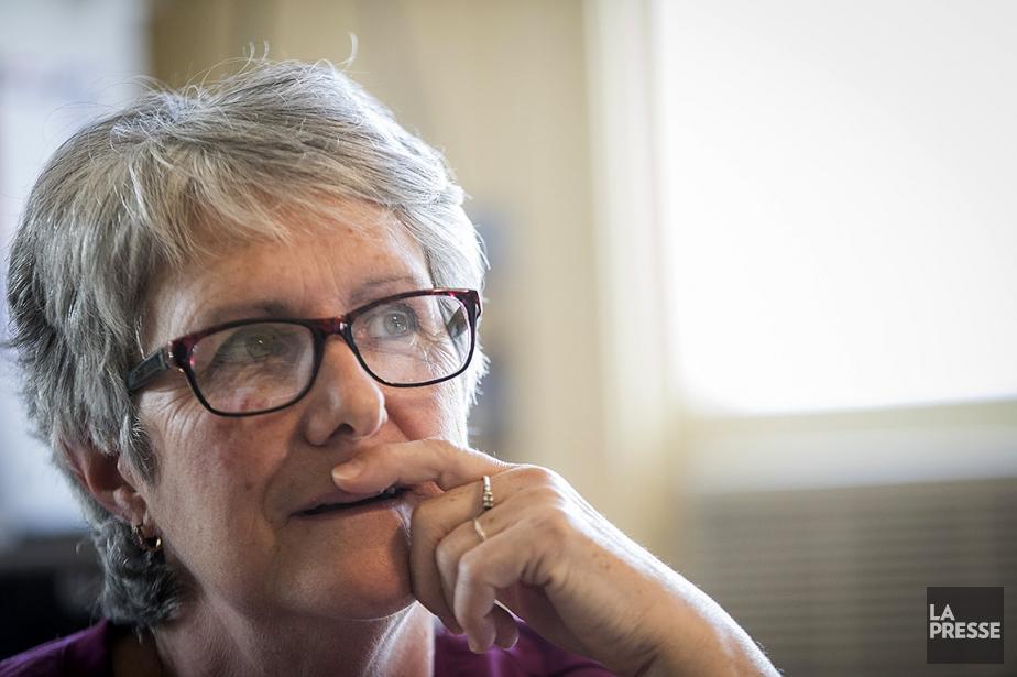 Francine Laverdière... (Ivanoh Demers, La Presse)