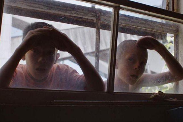 Alexandre Perreault et Félix Grenier dans le film... (Photo fournie par H264 Production)
