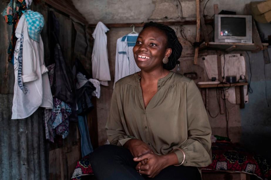 Ema Edosio est une jeune réalisatrice de 34... (Photo AFP)