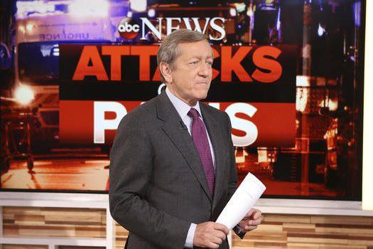Après 24ans, le journaliste d'enquête américain Brian Ross... (photo fournie par ABC, CBS News)