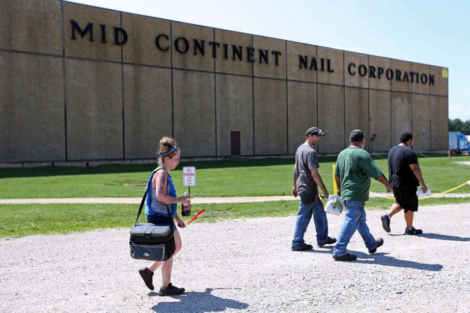 Mid Continent Nail Corporation était une affaire prospère,... (AFP)
