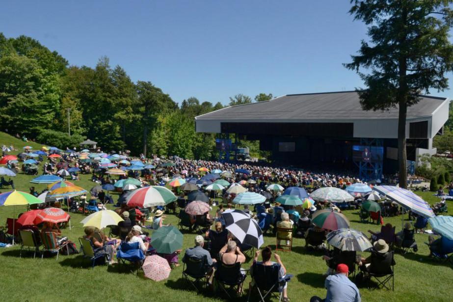 Le Festival de Lanaudière est présenté du5juillet au... (Photo fournie par le Festival de Lanaudière)
