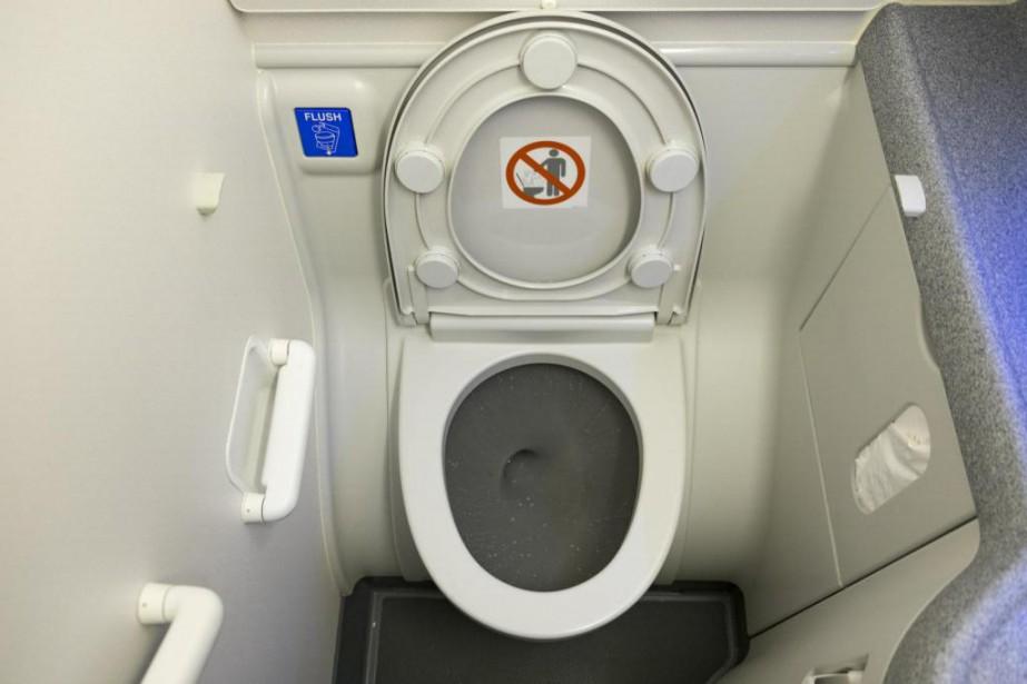 «Tout le contenu des toilettes est envoyé dans... (Photo Thinkstock)