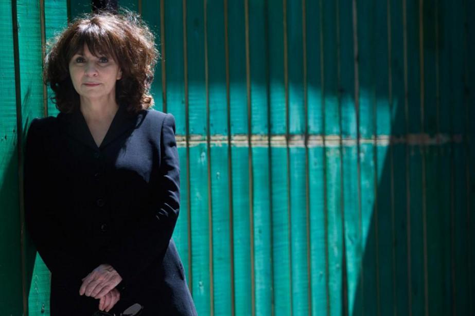 Dès ce soir, Christiane Charette prend la barre... (Photo Olivier Jean, archives La Presse)