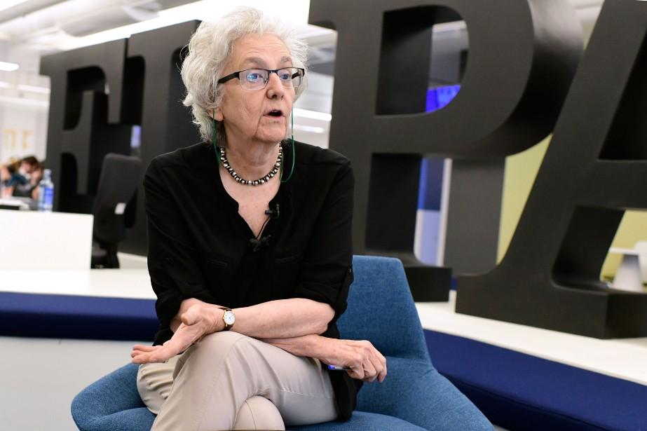 Soledad Gallego-Diaz, première femme à diriger le grand... (AFP)