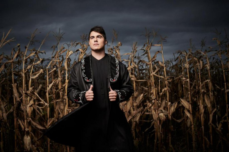 Jeremy Dutcher a entrepris d'actualiser et de prolonger musicalement... (photo fournie par le Festival de jazz )
