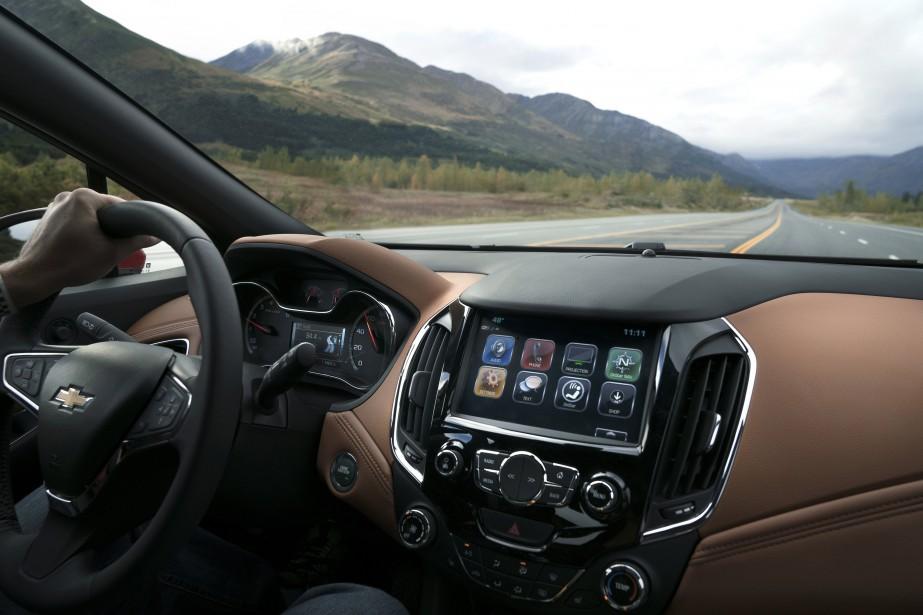 Chevrolet Cruze diesel 2018 (La Presse)
