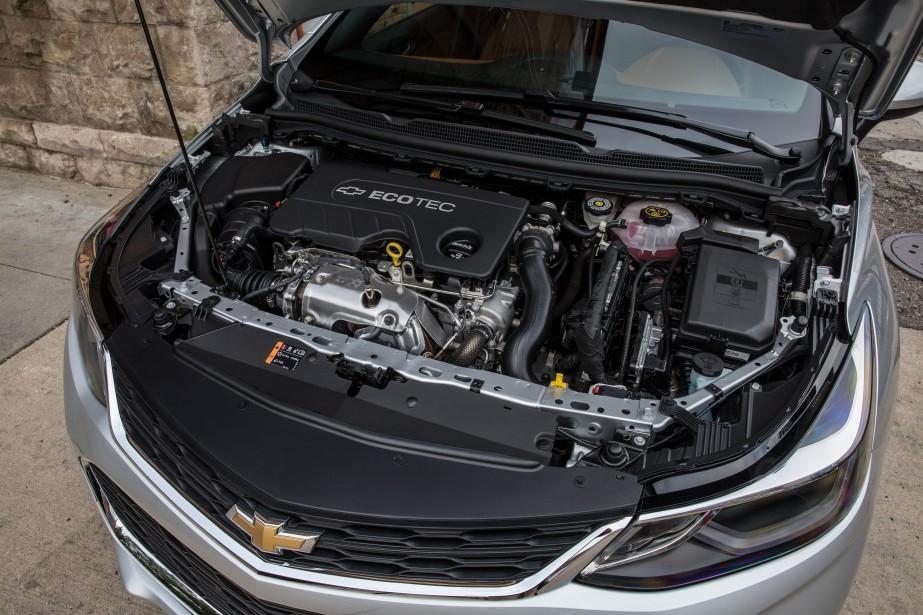 Chevrolet Cruze diesel 2018 | 4 juillet 2018