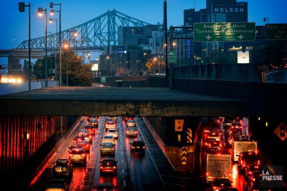 La Société de l'assurance automobile du Québec (SAAQ)... (Photo BernardBrault, Archives La Presse)