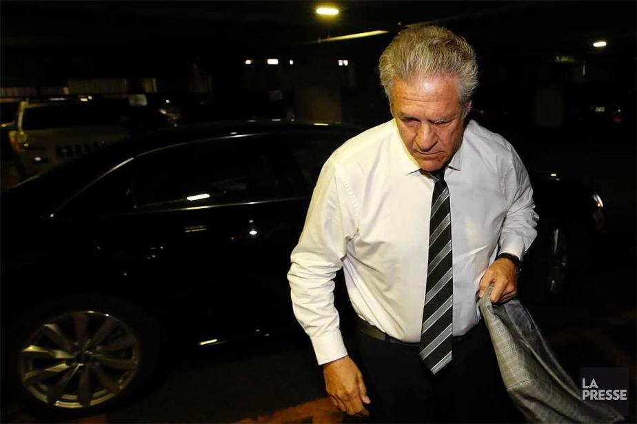 Tony Accurso remis en liberté | Louis-Samuel Perron | Procès