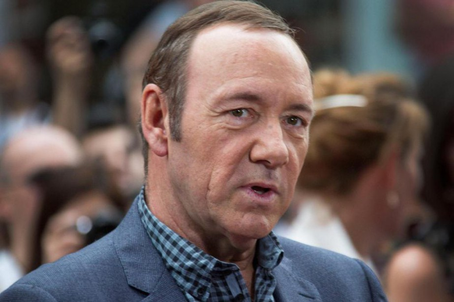 Kevin Spacey... (photoJoel Ryan, archives associated press)