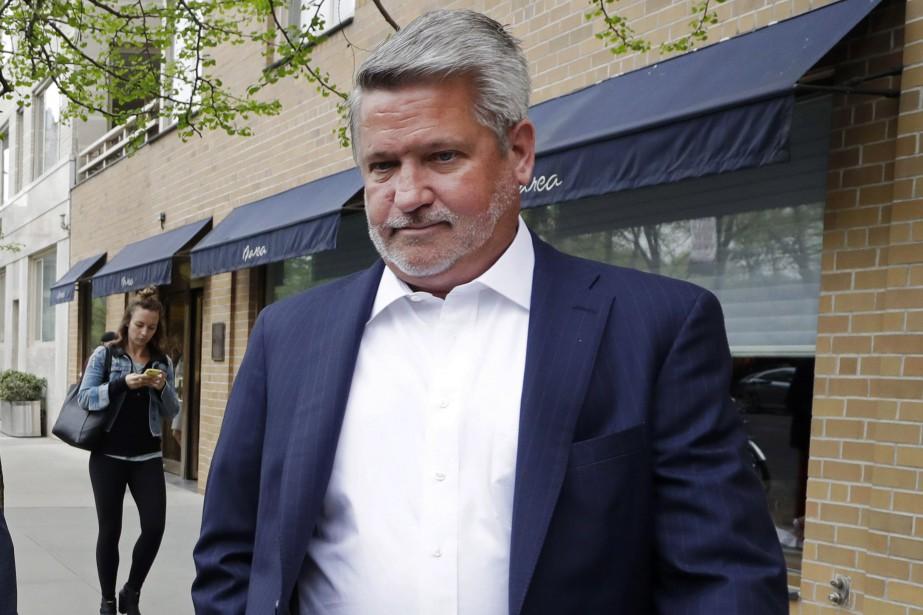 Bill Shine, 55 ans, «apporte deux décennies d'expérience... (Photo Mark Lennihan, archives Associated Press)