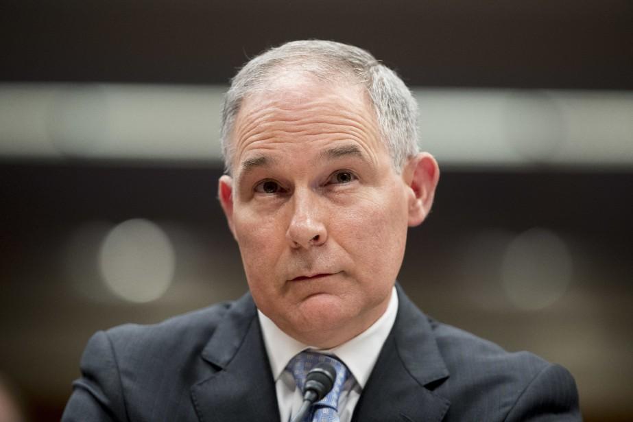 Depuis sa prise de fonctions en février 2017,... (Photo Andrew Harnik, Archives Associated Press)