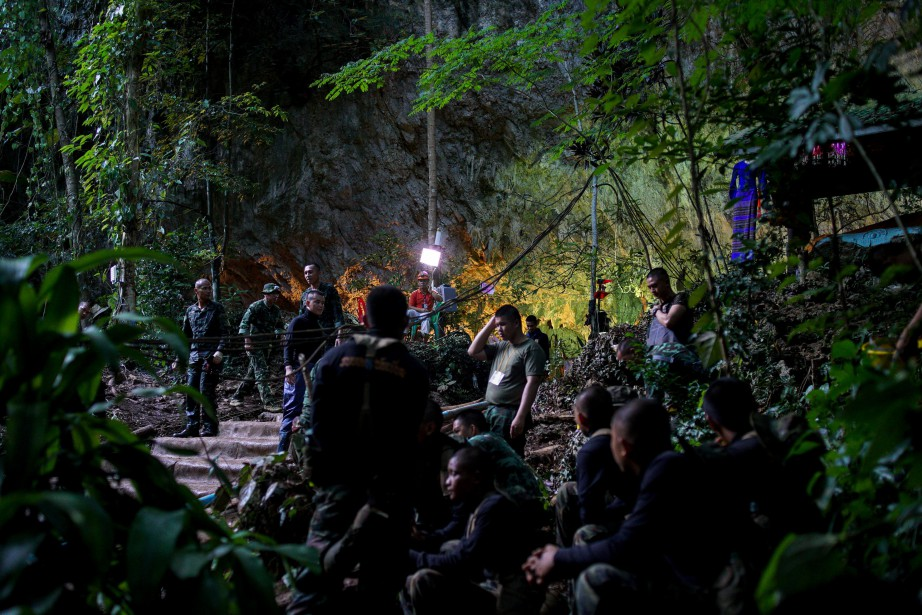L'homme était un ancien membre des commandos de... (PHOTO Athit Perawongmetha, REUTERS)