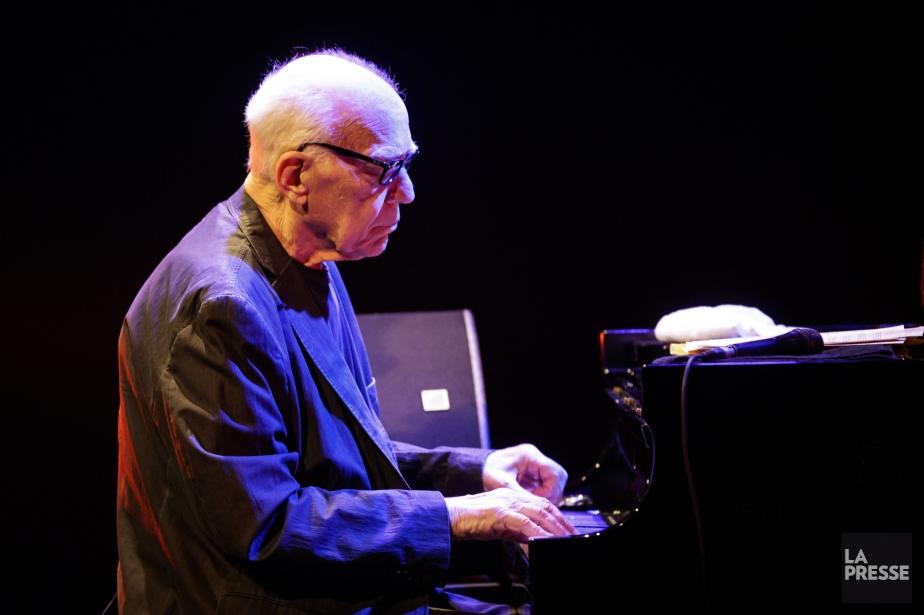 Steve Kuhn... (PHOTO OLIVIER JEAN, LA PRESSE)
